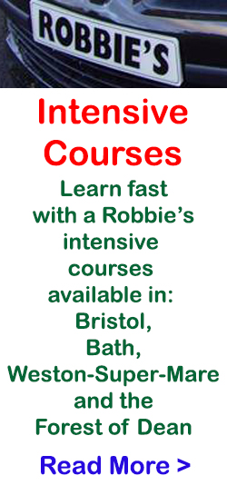 Intensive Driving Courses Bristol,  Bath, Weston-Super-Mare , Forest of Dean